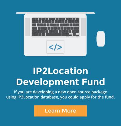 IP2Location Development Fund
